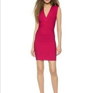 Herve Leger Jennifer Bandage Dress